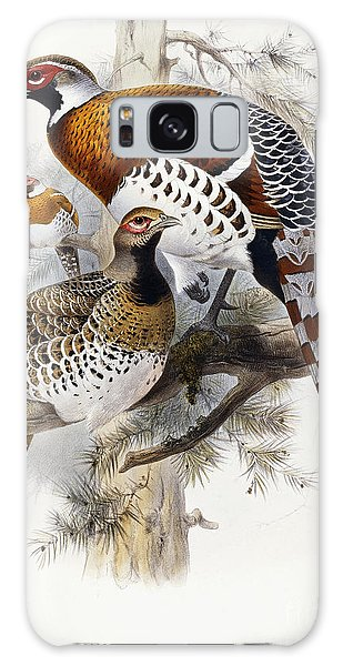 Elliot's Pheasant Galaxy S8 Case