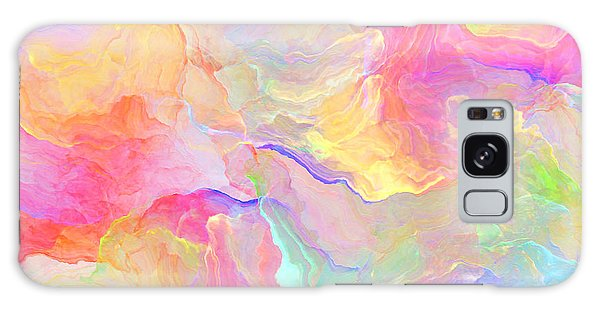 Eloquence - Abstract Art Galaxy Case