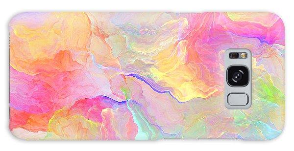 Eloquence - Abstract Art Galaxy Case