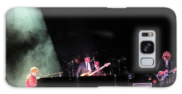 Elton And Band Galaxy Case by Aaron Martens
