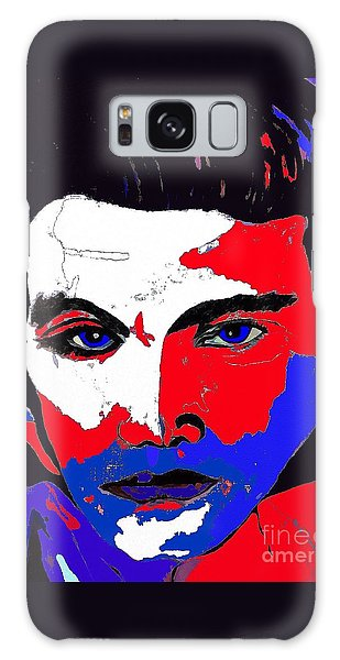 Elvis Made In The U S A Galaxy Case