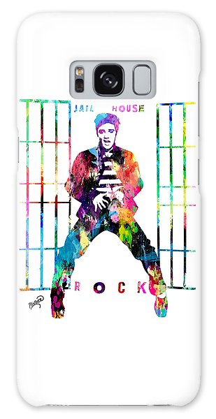 Elvis Presley Jail House Rock Galaxy Case
