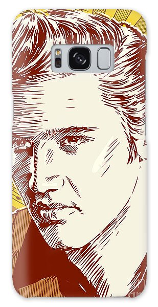 Elvis Presley Pop Art Galaxy Case