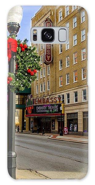 Embassy Christmas - Fort Wayne Galaxy Case