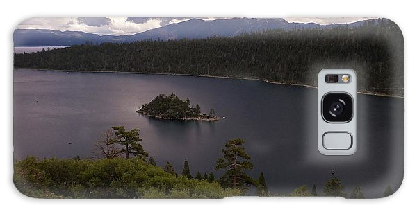 Emerald Bay Lake Tahoe Galaxy Case