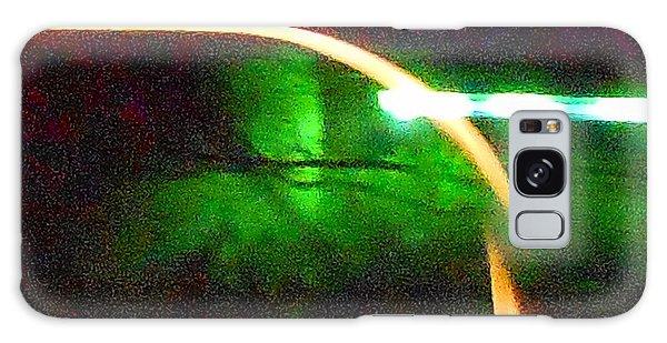 Emerald Fusion Galaxy Case