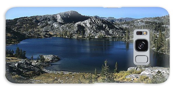 Emerald Lake On John Muir Trail Galaxy Case