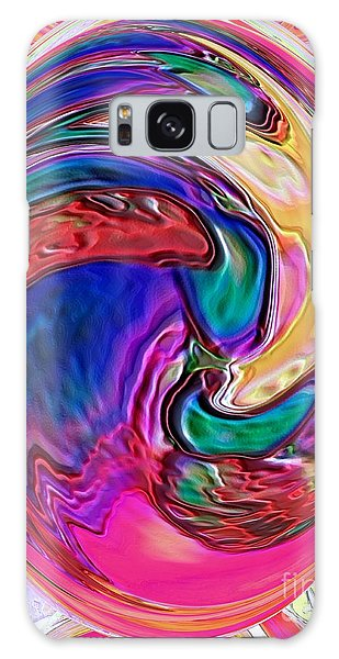 Emergence - Digital Art Galaxy Case