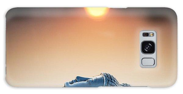 Emerging Buddha Galaxy Case by Tim Gainey