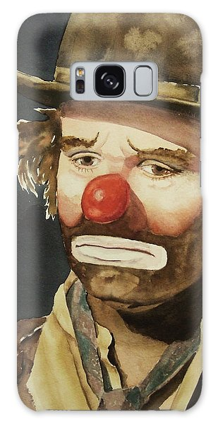 Emmett Kelly Galaxy Case