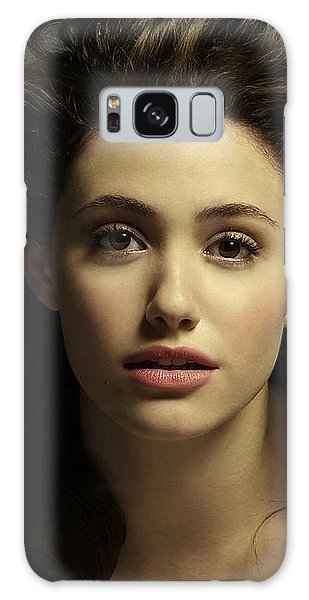 Emmy Rossum Galaxy Case