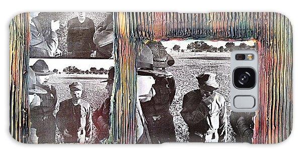 Alfredo Garcia Galaxy Case - Emotional Breakdown By Alfredo Garcia by Alfredo Garcia