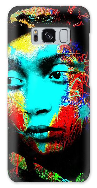 Emotional Fireworks Galaxy Case
