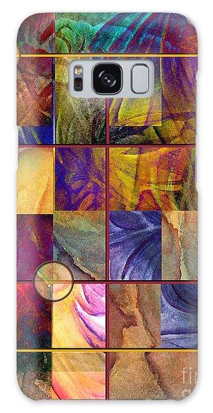 Emotive Tapestry Galaxy Case