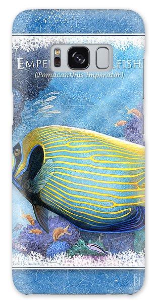 Emperor Angelfish Galaxy Case
