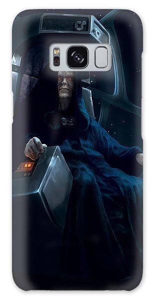 Emperor Palpatine Galaxy Case