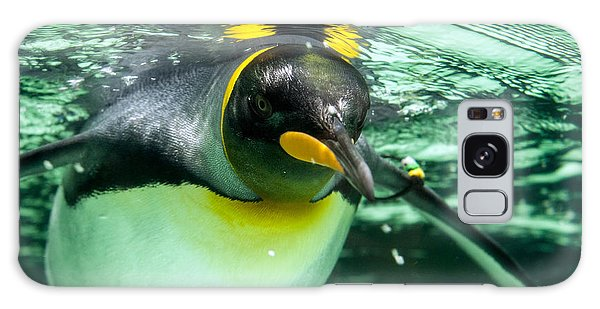 King Penguin Galaxy Case