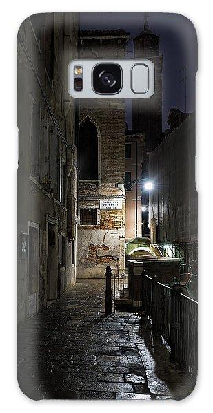 Empire Of Venetian Light Galaxy Case by Marion Galt