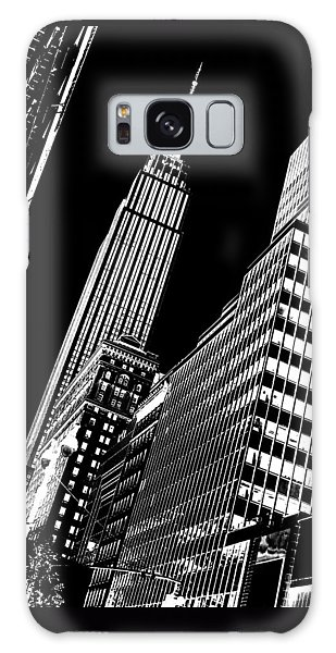 Empire State Galaxy Case - Empire Perspective by Az Jackson