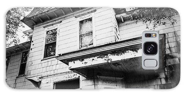 Empty House Galaxy Case