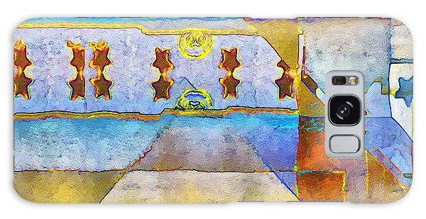 Empty Stage Galaxy Case by RC deWinter
