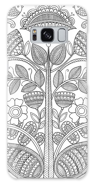 Colours Galaxy Case - Emroidery Pattern 1 by MGL Meiklejohn Graphics Licensing