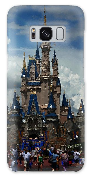 Enchanted Castle Galaxy Case