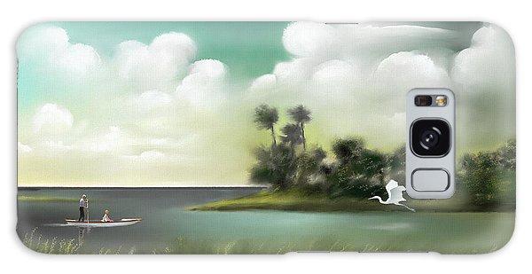 Enchanted Florida Galaxy Case