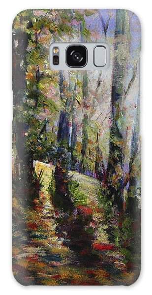 Enchanted Forest Galaxy Case