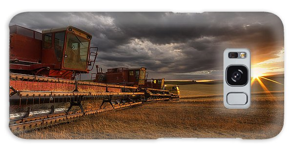 Ominous Galaxy Case - End Of Day by Mark Kiver
