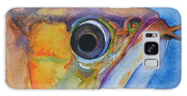 Endangered Eye IIi Galaxy Case by Suzette Kallen