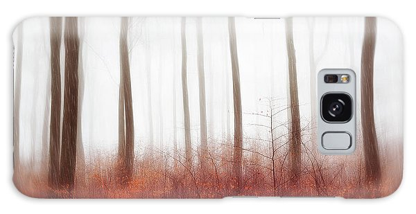 Woods Galaxy Case - Endless Woods by Gustav Davidsson