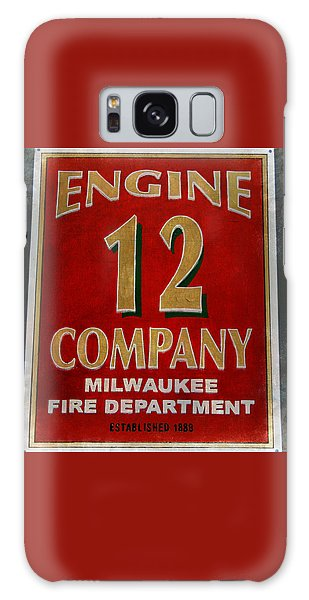 Engine 12 Galaxy Case