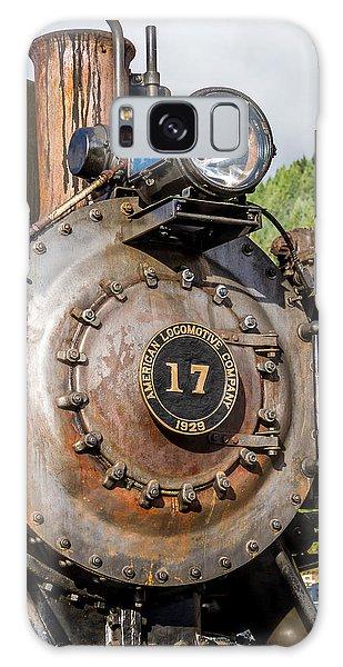 Engine 17 Galaxy Case