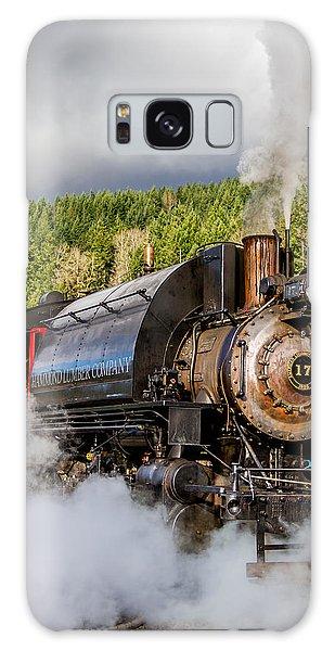 Engine 17 Steam Engine 1 Galaxy Case