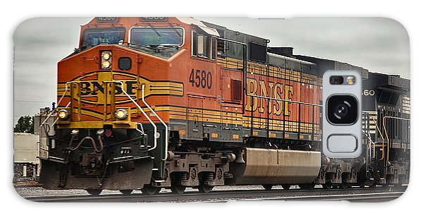 Engine Bnsf 4580 Galaxy Case