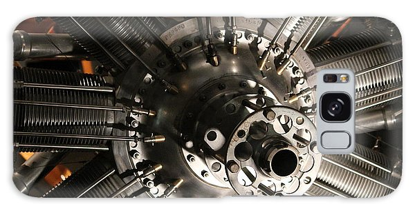 Engine Galaxy Case by Cynthia Snyder