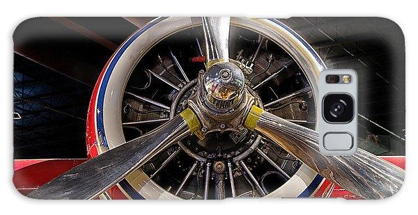 Engine Of Grumman G-73 Mallard Galaxy Case by JRP Photography