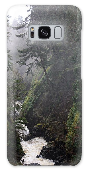 Englishman River Mist Galaxy Case