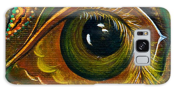 Enigma Spirit Eye Galaxy Case