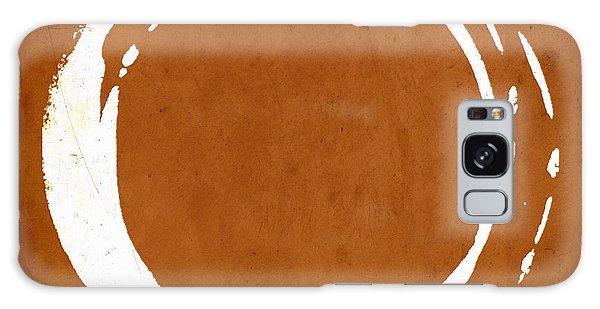 Enso No. 107 Orange Galaxy Case