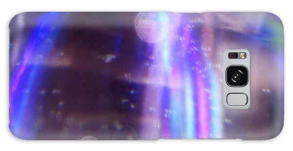 Enterprise Approaching Galaxy Case by Martin Howard