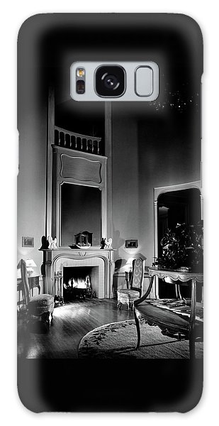 Entrance Hall Of Joan Bennett And Walter Wagner's Galaxy Case