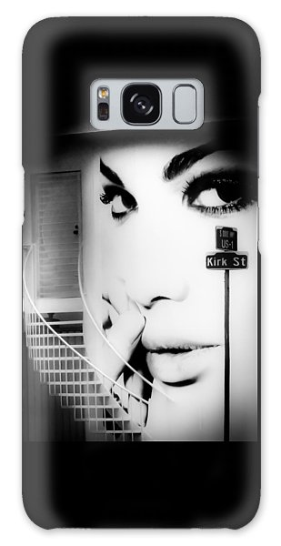 Entrance To A Woman's Mind Galaxy Case