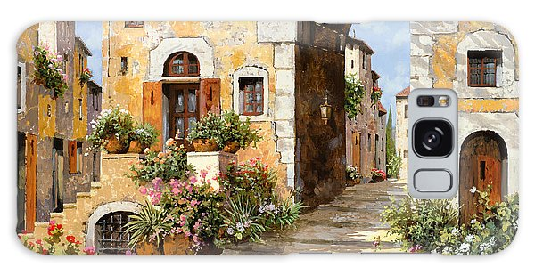 Place Galaxy Case - Entrata Al Borgo by Guido Borelli
