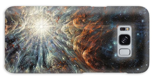 Epiphany In Light Galaxy Case