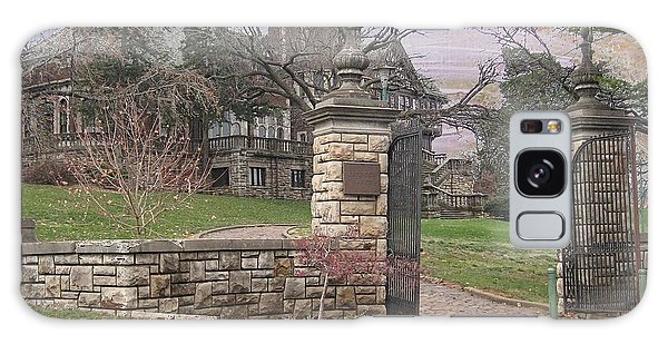 Epperson House House On The Hill Galaxy Case