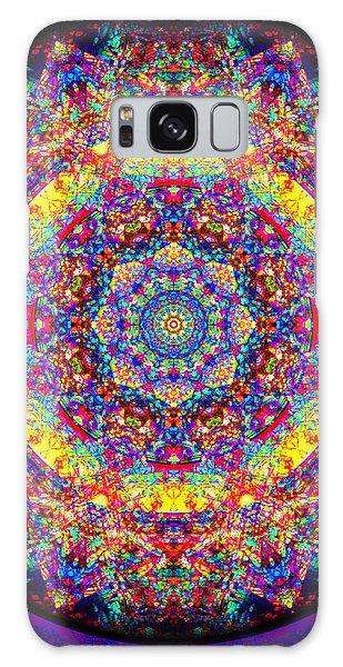 Equanimity Galaxy Case by Jalai Lama