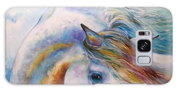 Equine Angel Galaxy Case
