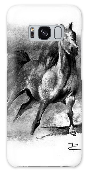 Equine II Galaxy Case by Paul Davenport